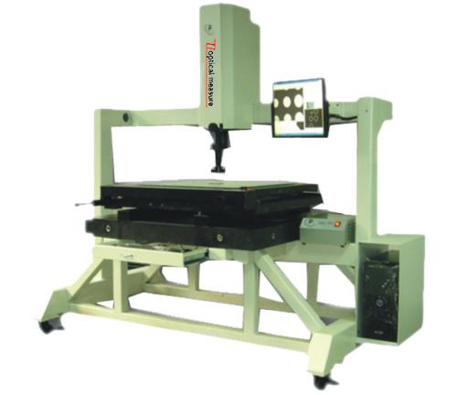 大行程手动光学影像测量仪